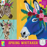 Spring Whitaker - Astor, Daisy and Jose - 300 Piece Puzzle
