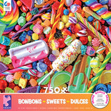 Sweets - Sweet Jumble - 750 Piece Puzzle