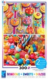 Sweets - 2 in 1 Puzzle Set