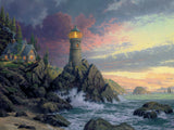 Thomas Kinkade - Rock Salvation - 300 Piece Puzzle