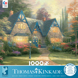 Thomas Kinkade - Windsor Manor - 1000 Piece Puzzle