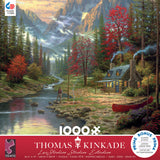 Thomas Kinkade - The Good Life - 1000 Piece Puzzle