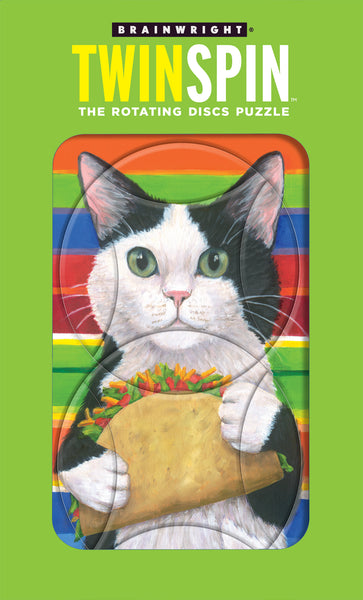 Twin Spin Taco Cat