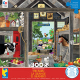 Tracy Flickinger - Country Kitchen - 300 Piece Puzzle