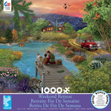 Weekend Retreat -Sunset Memories - 1000 Piece Puzzle