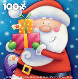 Holiday 100 Piece - From Santa - 100 piece puzzle