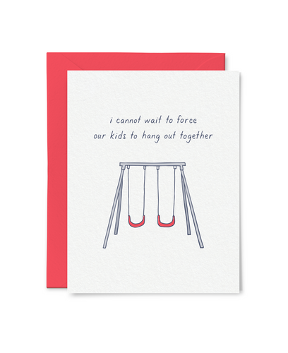best friend pregnant card