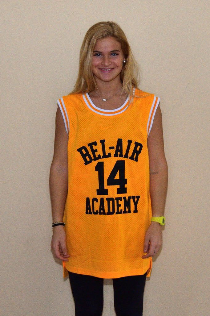 6e4f854e7f93 Fresh Prince Smith  14 Bel Air Academy Basketball Jersey – RepMyCity ...