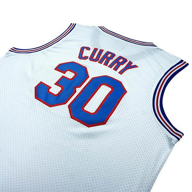 Curry 30 Tune Squad Space Jam Jersey
