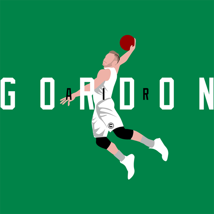 Air Gordon (Welcome to Boston) Shirt