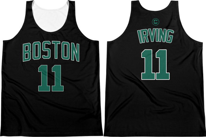 K. Irving #11 Statement Jersey Tank Top