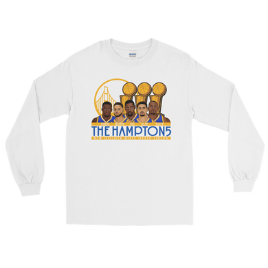 The Hamptons 5 (New Death Lineup) Long Sleeve T-Shirt