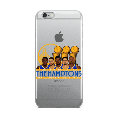 The Hamptons 5 (New Death Lineup) iPhone Case (ALL IPHONES)