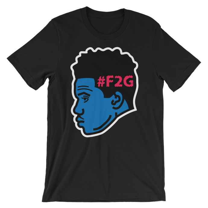 Fultz #F2G State of Mind Philly Tee Shirt