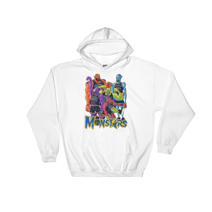 Golden State MONSTARS Hooded Sweatshirt