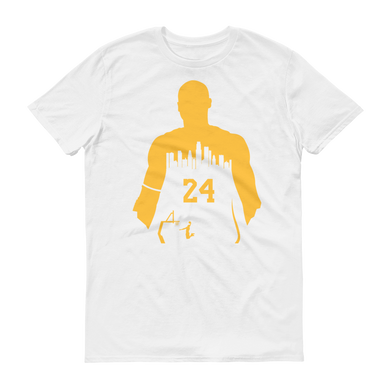 KOBE #24 My City (Los Angeles) Tee Shirt