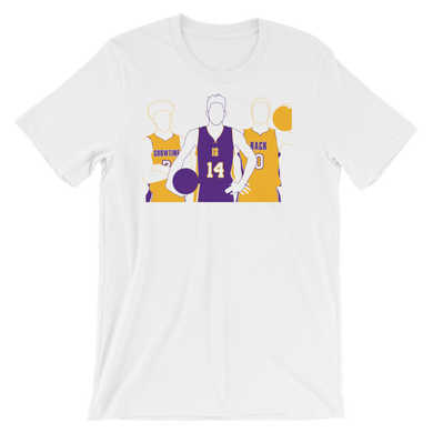 Showtime Is Back in LA (Lonzo, Ingram, Kuzma) Shirt