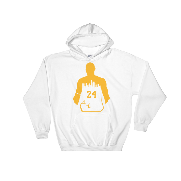 KOBE #24 My City (Los Angeles) Hooded Sweatshirt