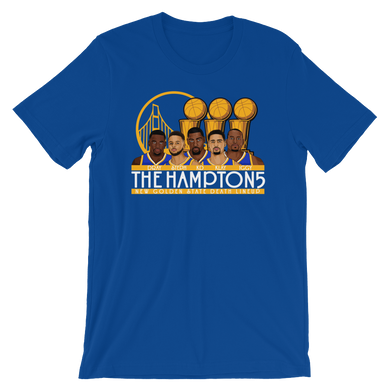 The Hamptons 5 (New Death Lineup) T-Shirt
