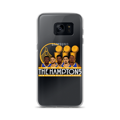 The Hamptons 5 (New Death Lineup) Samsung Cases