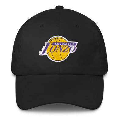 Lonzo BALL DON'T LIE Los Angeles Classic Cap/Hat