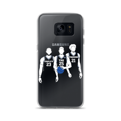 Complete the Process (Philly Wants LeBron) Samsung Cases