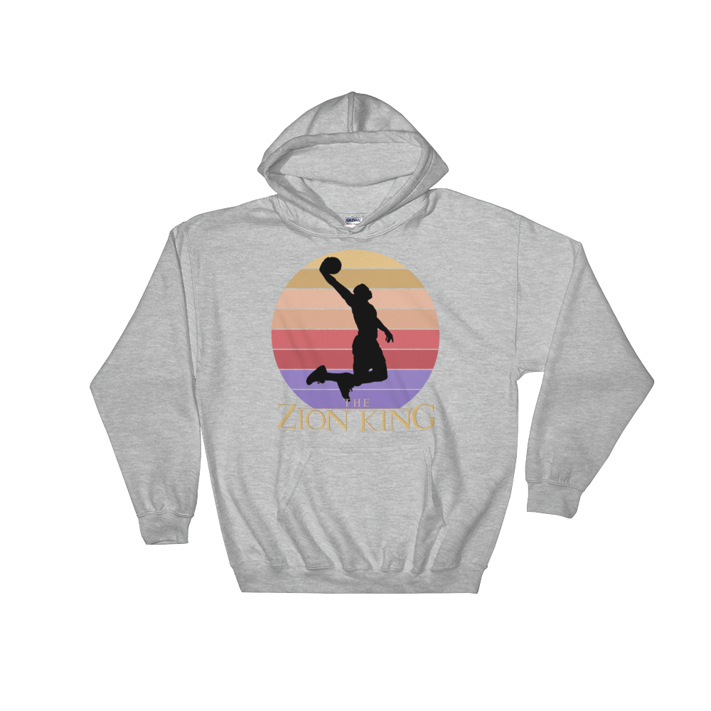 The Zion King Hooded Sweatshirt