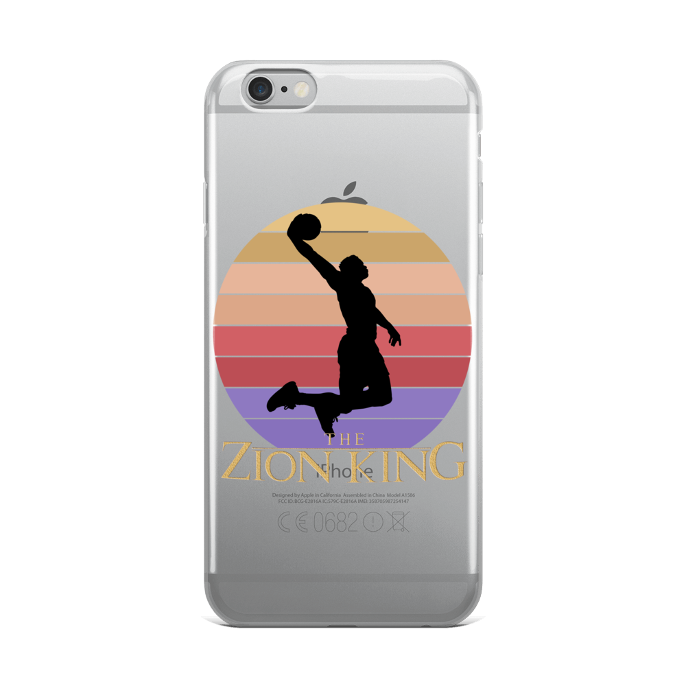 The Zion King iPhone Case (ALL IPHONES)