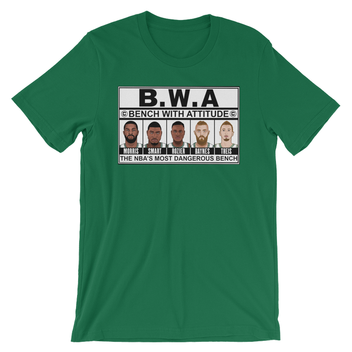 B.W.A (Bench With Attitude) T-Shirt
