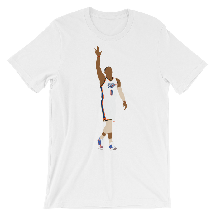 Russ the OKC MVP Tee Shirt