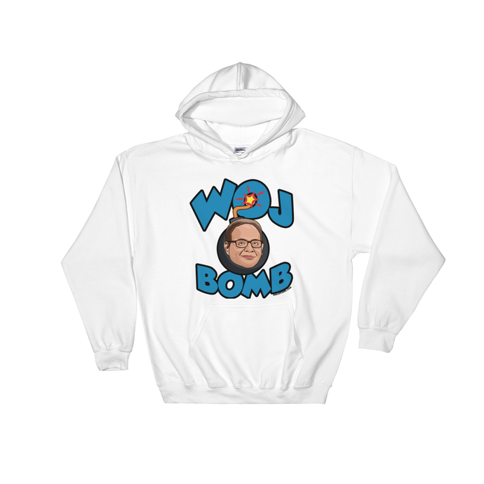 WOJ BOMB Hooded Sweatshirt