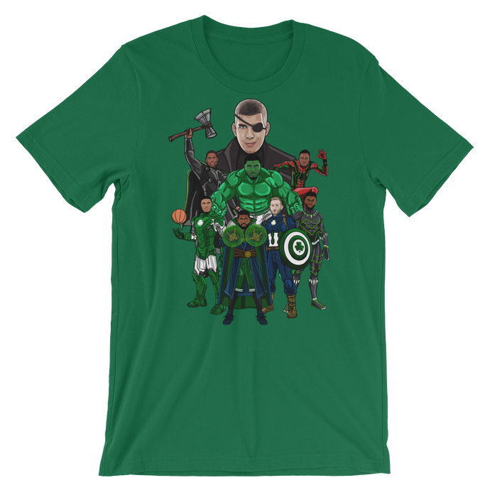 Brad's Avengers (The Sequel)  T-Shirt (Available in 10 colors)