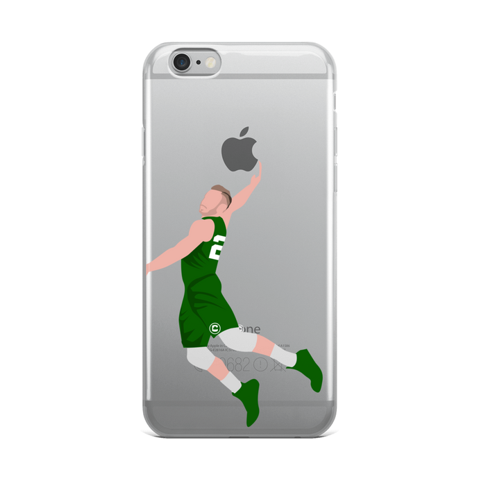 Air Gordon Dunking Apple Logo iPhone Case (ALL IPHONES)
