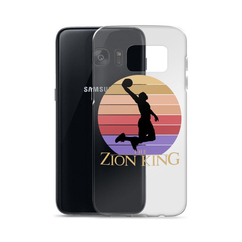 The Zion King Samsung Cases