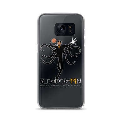 Slender Man Ingram (You Can't Stop Him) Samsung Cases