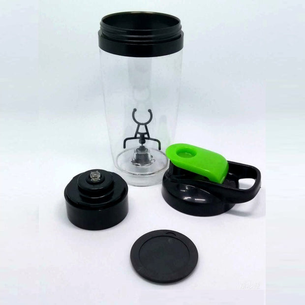 Electric Protein Shaker Bottle