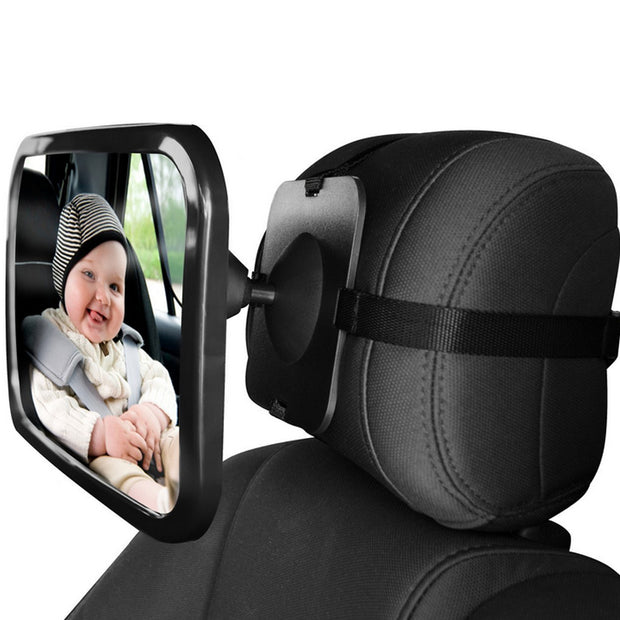 Baby Seat Car Rearview Mirror 360 Wide Angle