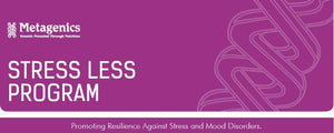 Metagenics Stress and Mood Range