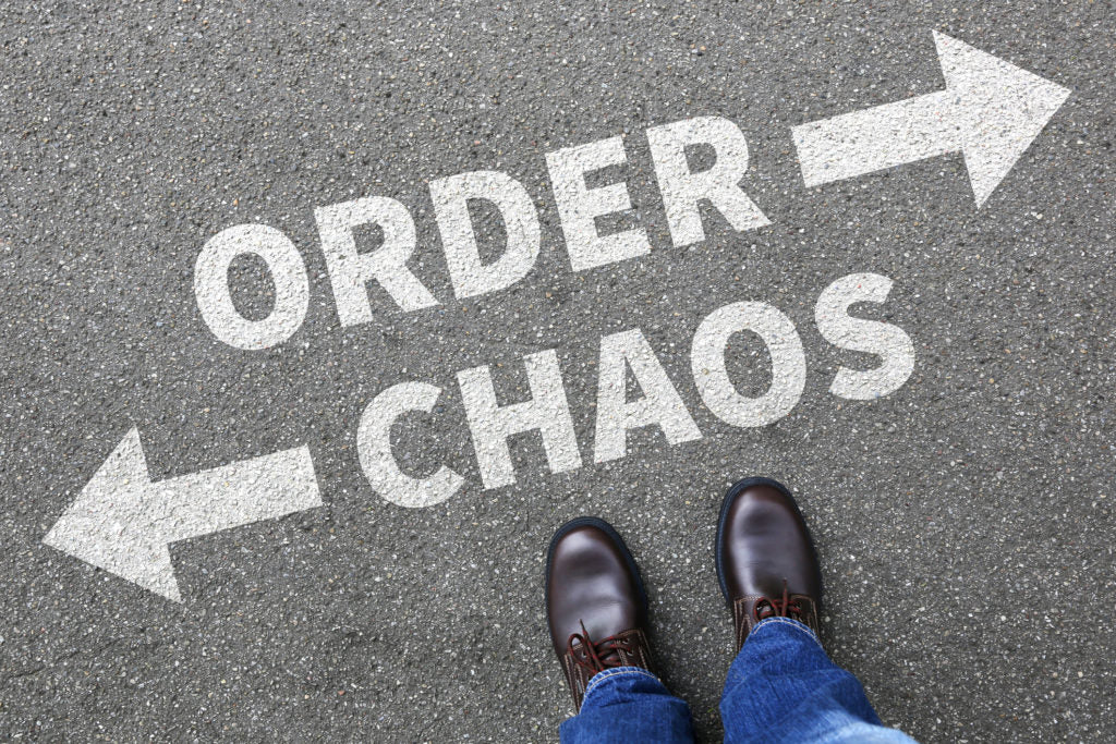 Sign with order and chaos | HealthMasters