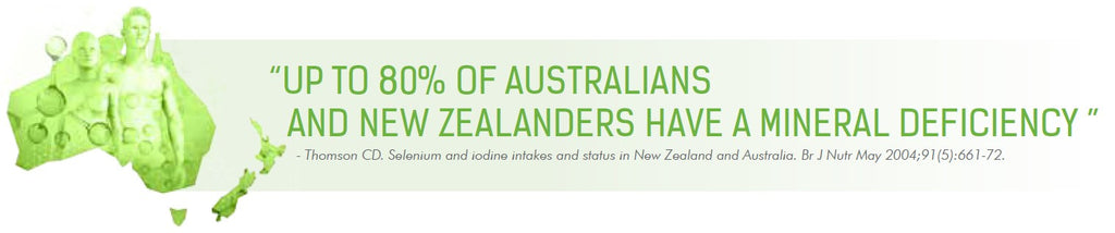 Up to 80% of Australians and New Zealanders have a mineral Deficiency | HealthMasters