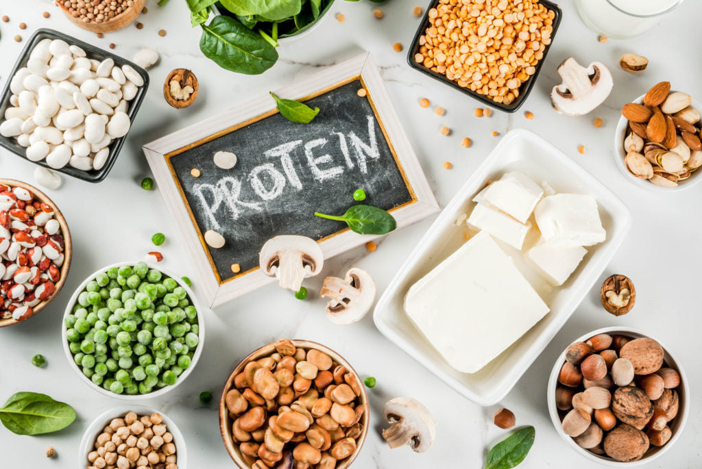 Foods high in protein | HealthMasters