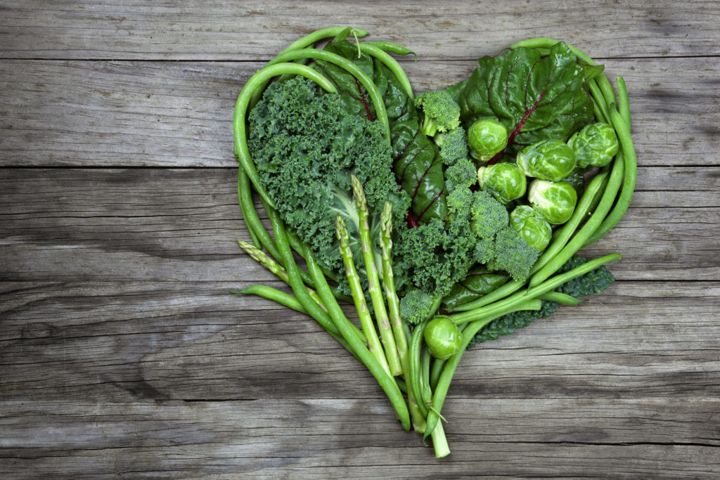 Lots of green vegetables | HealthMasters