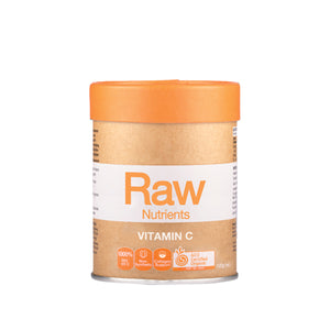 Amazonia Raw Nutrients Vitamin C 120g 10% off RRP at HealthMasters Amazonia
