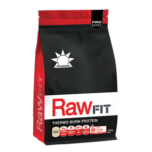 Amazonia Raw Protein FIT Thermo Burn Vanilla Toffee 1.25kg 10% off RRP at HealthMasters Amazonia
