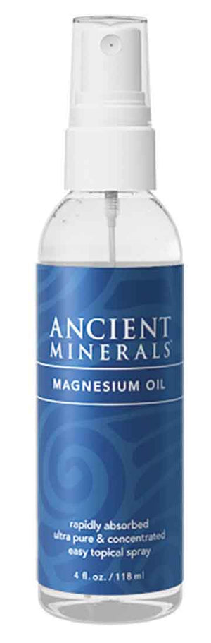 Ancient Minerals Magnesium Oil Spray 118ml | HealthMasters