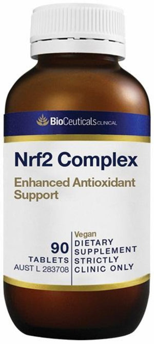 BioCeuticals Clinical Nrf2 Complex 90 tablets 10% off RRP at HealthMasters