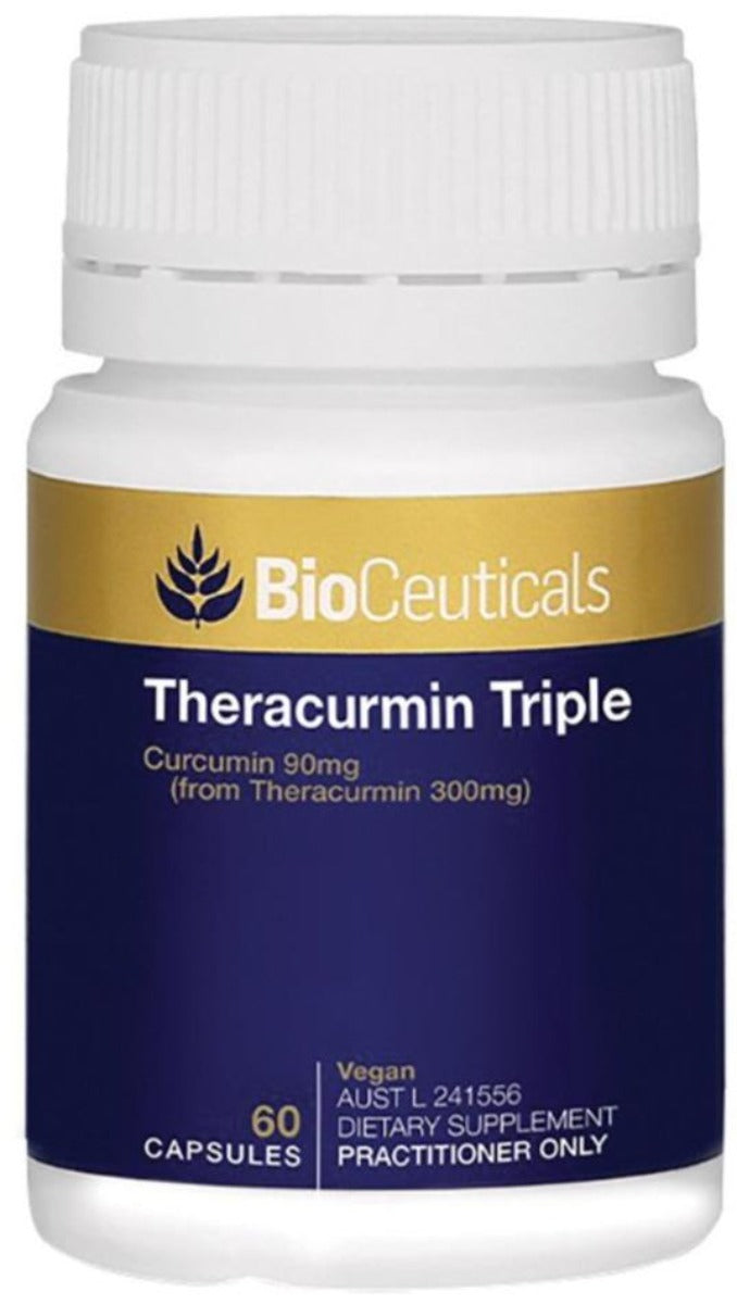 BioCeuticals Theracurmin Triple 60 caps