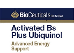 BioCeuticals Clinical Activated Bs Plus Ubiquinol 10% off RRP at HealthMasters