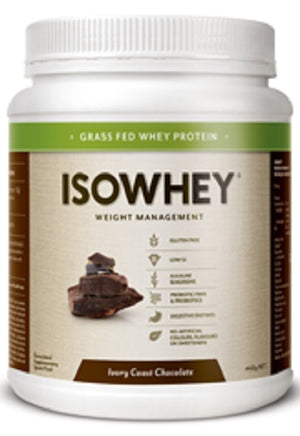 BioCeuticals IsoWhey Ivory Coast Chocolate 1.729kg 10% off RRP | HealthMasters