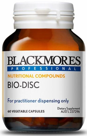 Blackmores Professional Bio-Disc 60 tablets 10% off RRP at HealthMasters Blackmores